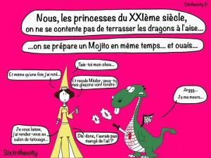 Princesses mojito